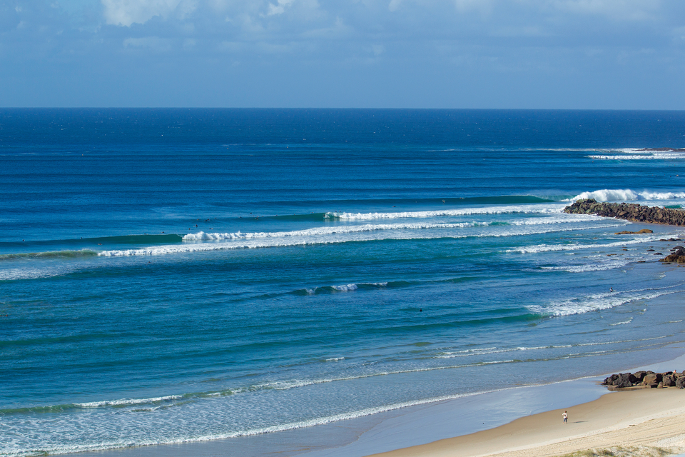 Kirra on Monday. Probably won't break again for months. We'll let ya know.