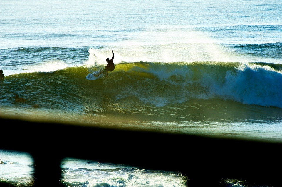 MARK Sain Wilson, joint  winner  of our 2011 Hurricane Katia Shootout brings you an intimate focus on the 'First Coast' area of Northern Florida during the recent Hurricane Leslie swell.     Words and images,  Mark Sain Wilson     The