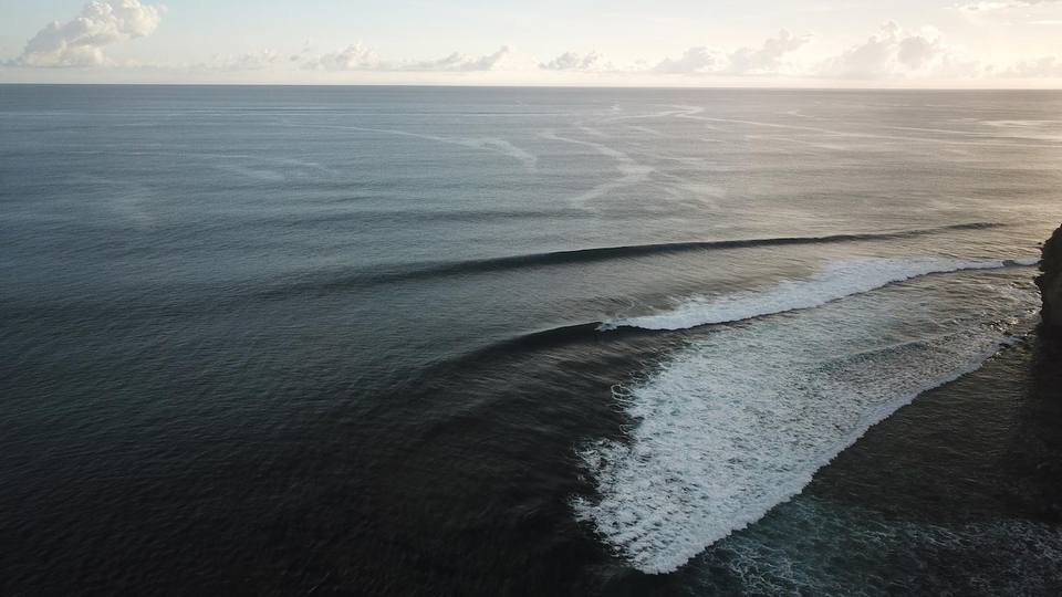 The wave in question that faces the retreat.