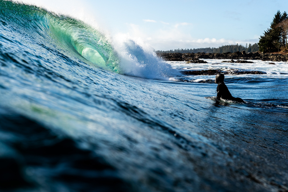 Pete Devries finds slabs? They're there too!
