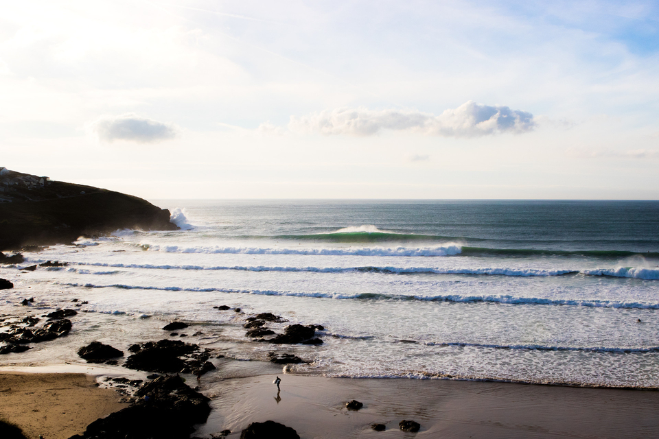 South Fistral boom.