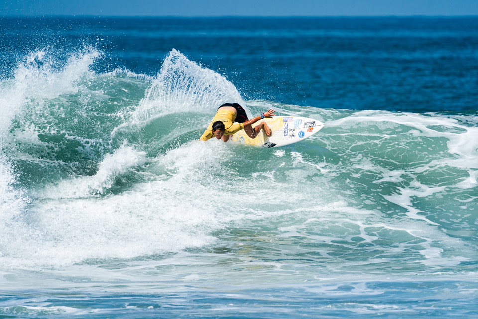 Sally Fitz crushed the competition.