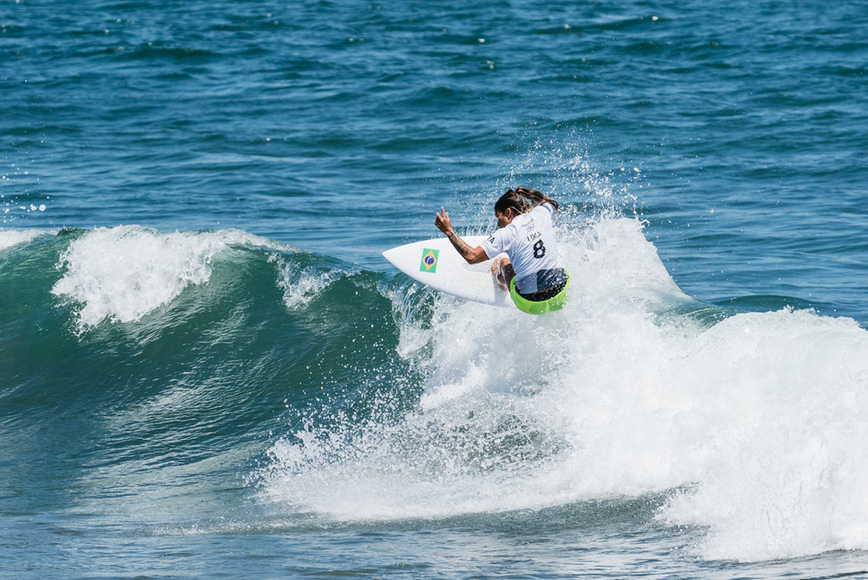 Silvana Lima is always an underdog, but that's all about to change. Maybe.