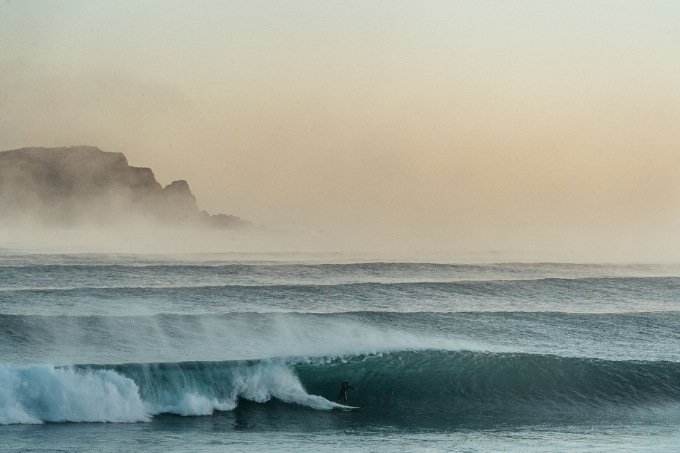The best rivermouth wave in the world.