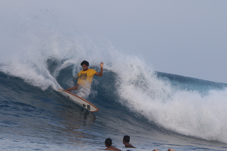 R&D in Indo, mind.