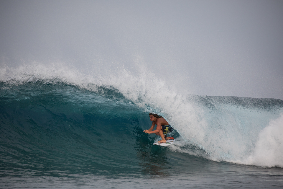 Ain't young Jackson Dorian the most barrelled little human you ever did see? Yes? Yes.