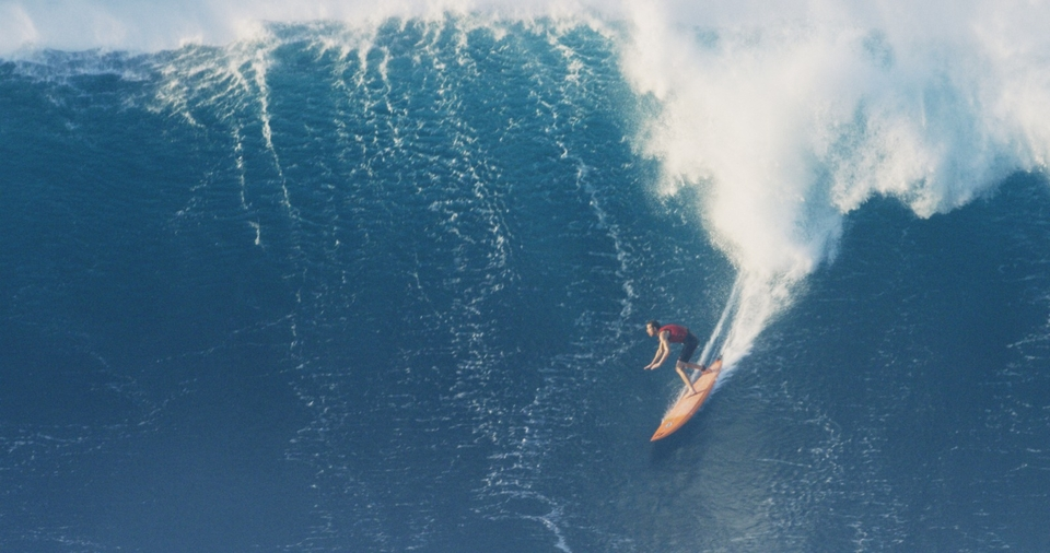 How's that takeoff at Jaws?!