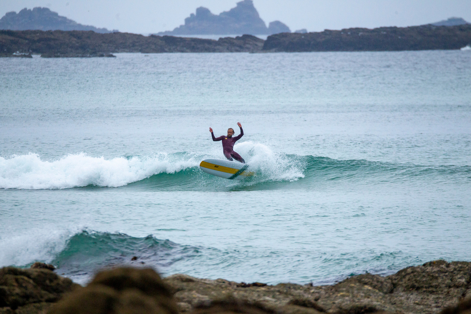 Monday, small, clean in the deepest parts of Cornwall. Here's Mike Lay.
