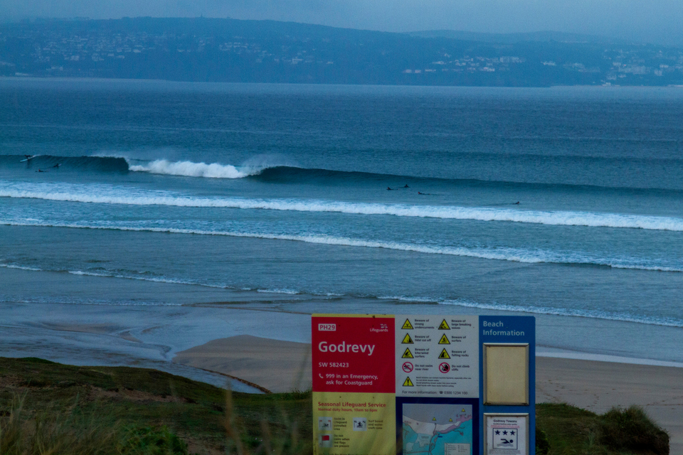 Tuesday am was tricky. That long period swell meant long waits but what came through was worth the lesson in patience.