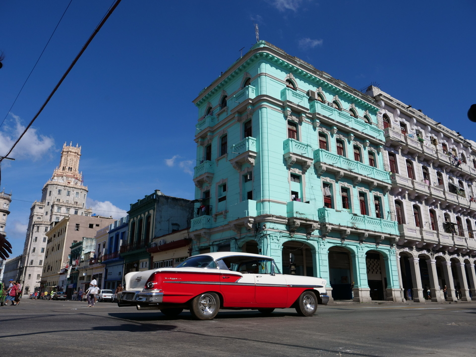 Culture in Havana is rich, but you gotta breeze past to get to where the juice is.