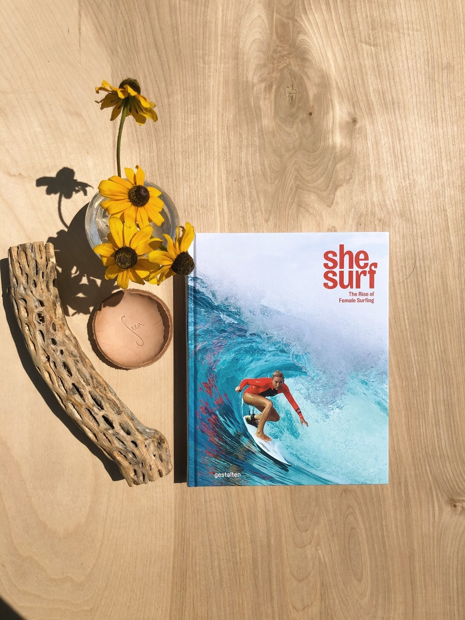 Lauren's book, She Surf: The Rise of Female Surfing, is an incredible read and we recommend it to everyone.