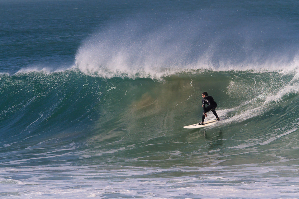 I'm no Kelly Slater: I may not be a pro but still enjoyed the best waves of my life. This is not a trip for beginners but, as well as dredging, reef-sucking barrels, there are plenty of waves for us mere mortals.