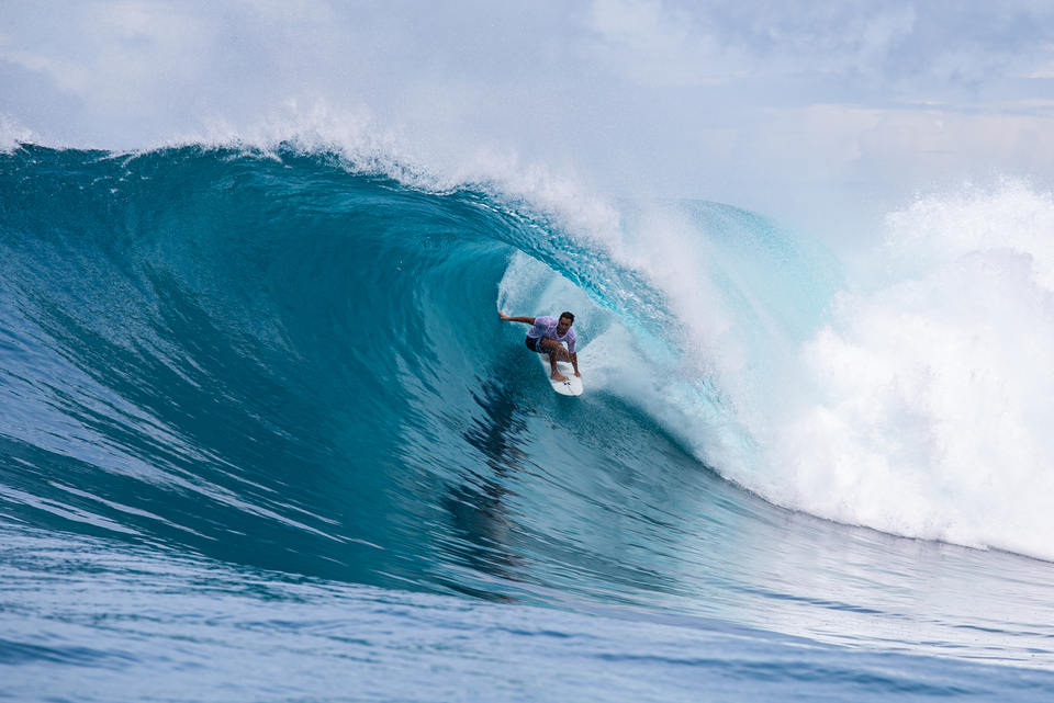 Everyone's probably feeling a bit of FOMO at the sheer reflective quality of Indo here.