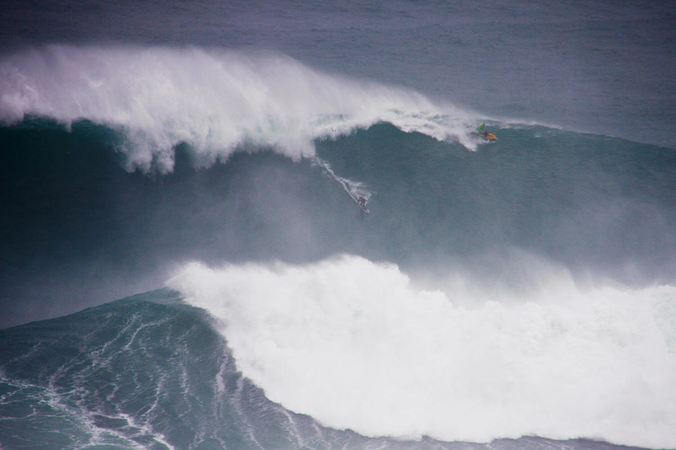 Cotty at Nazare back in 2015.
