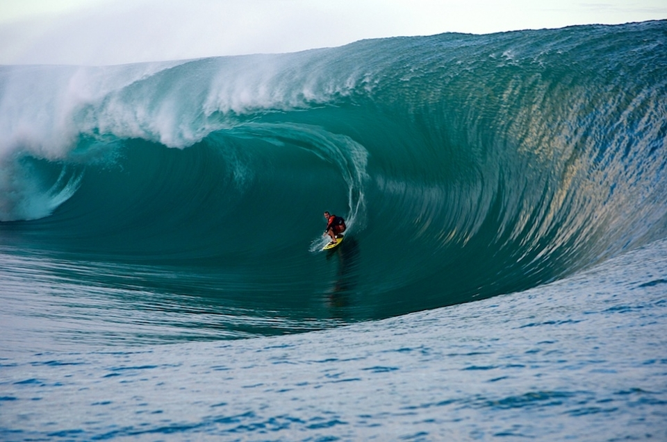 Remember Code Red? The first time we'd truly seen what Teahupoo was capable of.