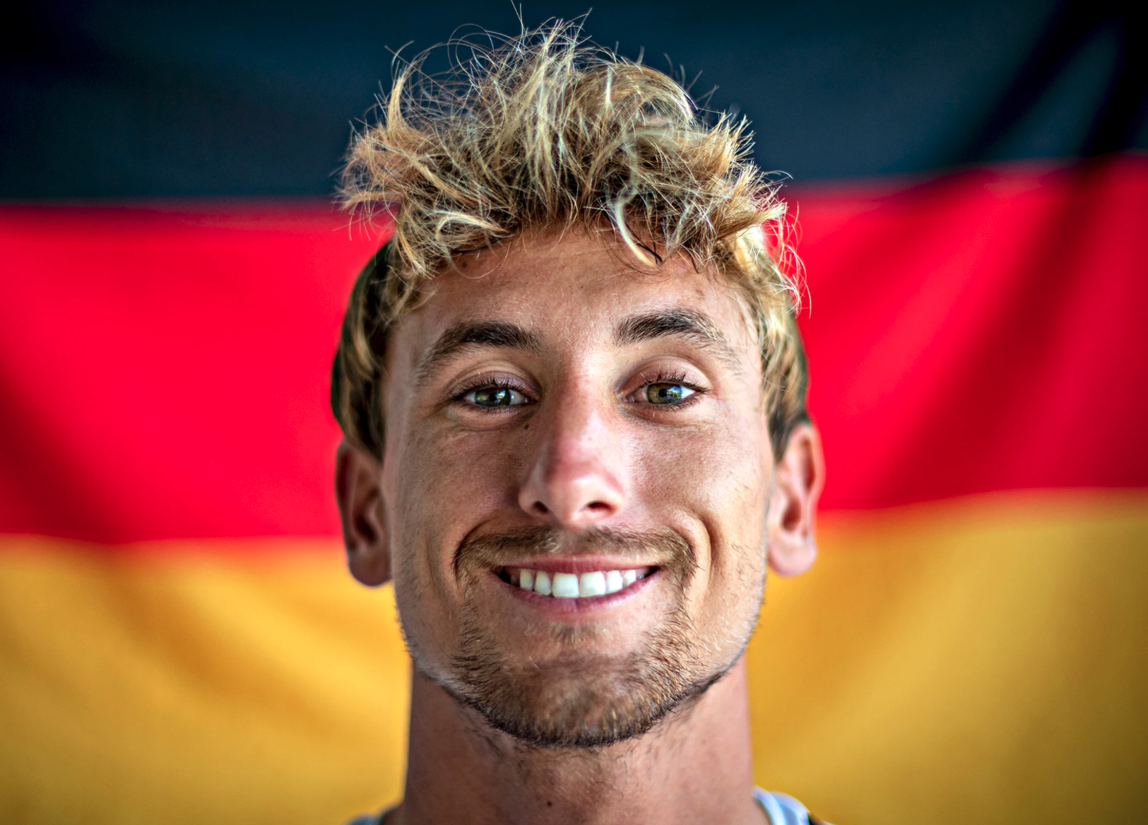 The new face of German surfing.